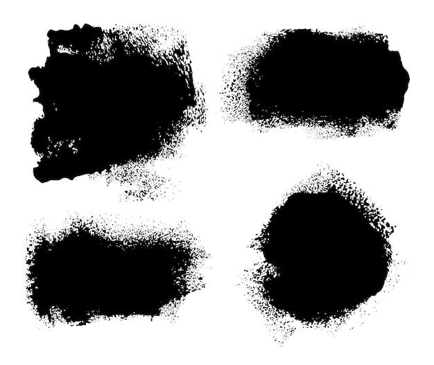 Manchas de tinta grunge