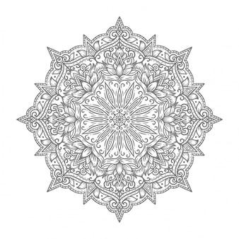 Mandala bonita