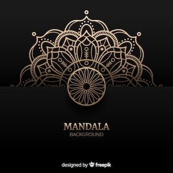 Mandala de luxo