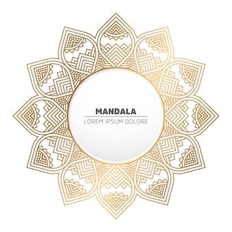 Mandala de ouro