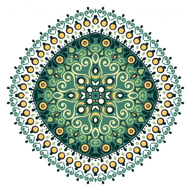 Mandala de vetor