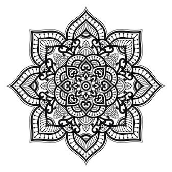 Mandala étnica