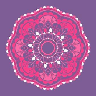 Mandala hindu espiritual
