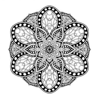 Mandalas livro para colorir, terapia oriental, yoga.
