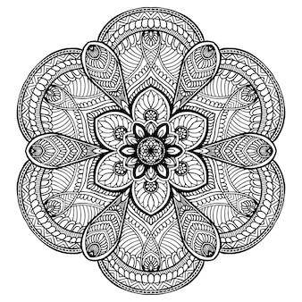 Mandalas para colorir livro