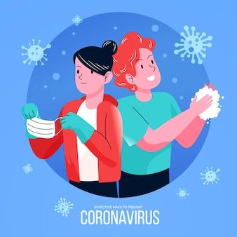 Maneiras eficazes de prevenir o coronavírus
