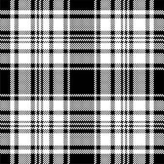 Manta moderna sem costura padrão ... tartan escocês têxtil.