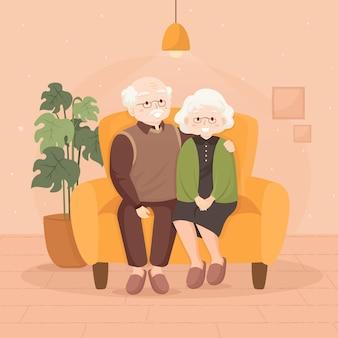 Mão desenhada dia dos avos