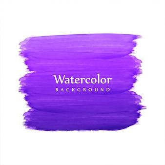 Mão desenhar fundo aquarela traços