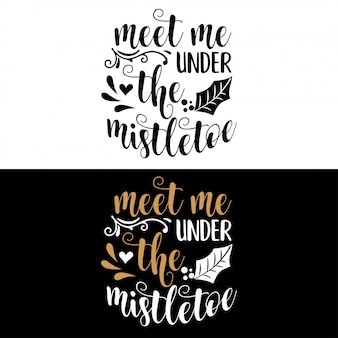 Mão, lettering, natal, citação