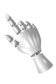 Mão mecânica