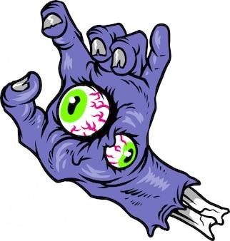 Mão monstro