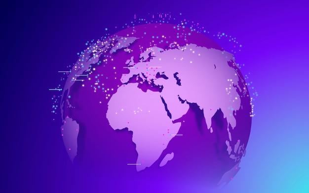 Mapa de comunicação