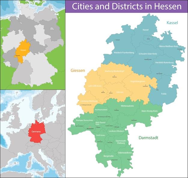 Mapa de hesse
