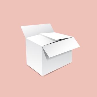Maquete de papelão
