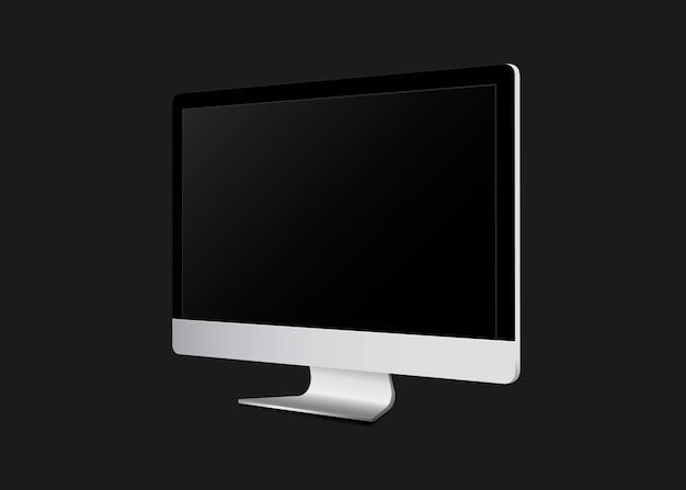 Maquete do dispositivo digital