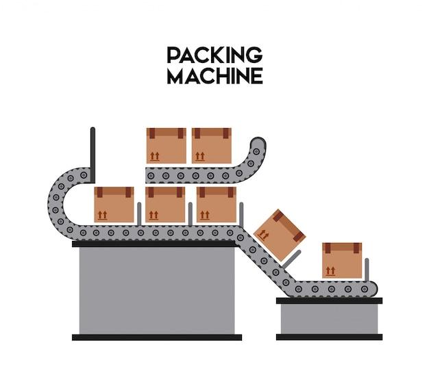 Máquina de embalagem