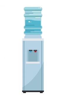 Máquina dispensadora de água
