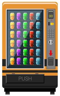 Máquinas de venda automática de refrigerantes