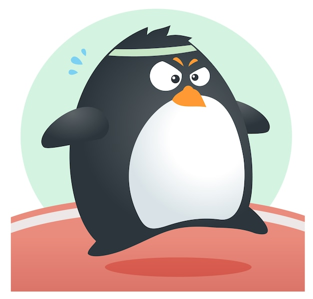 Maratona do pinguim