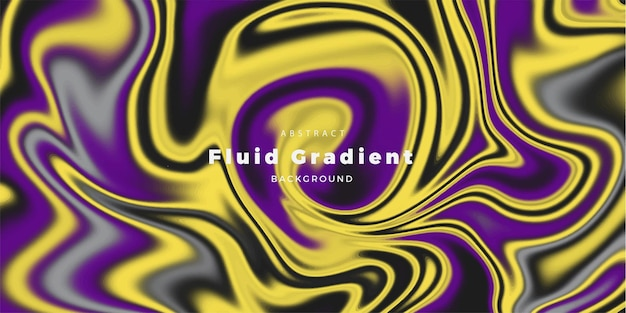 Marble fluid abstract backgrounds trendy