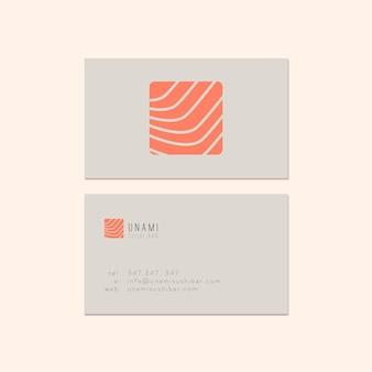 Marca de sushi