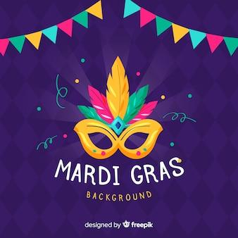 Mardi gras carnaval