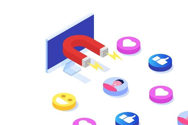 Marketing de entrada, online ou de permissão