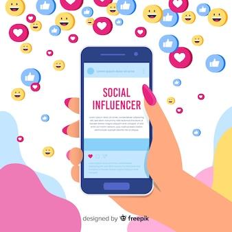 Marketing de influência social