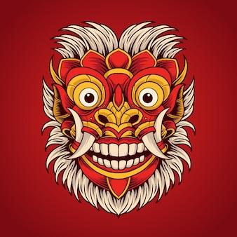 Máscara do diabo