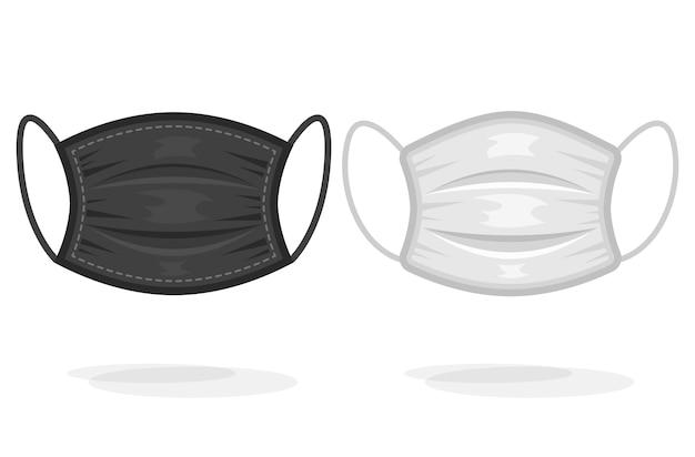 Máscaras médicas ou cirúrgicas