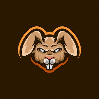 Mascote coelho