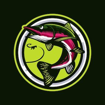 Mascote de peixe