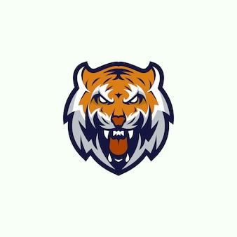 Mascote do tigre