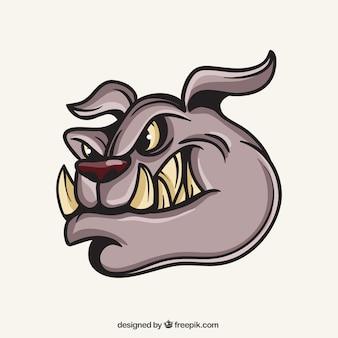 Mascote dog