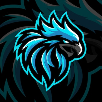 Mascote phoenix