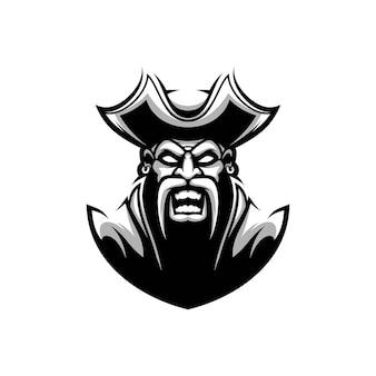 Mascote piratas