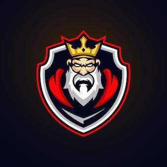 Mascote rei