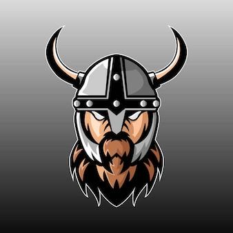 Mascote viking