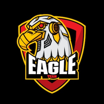 Mascotes da águia