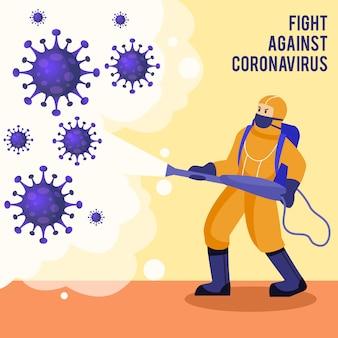 Mate o coronavírus