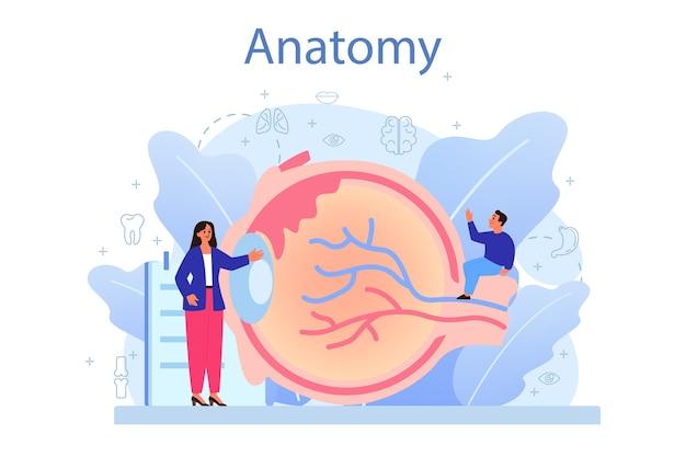 Matéria escolar de anatomia