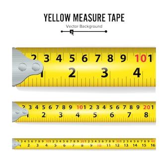 Meça o equipamento da ferramenta nos centímetros