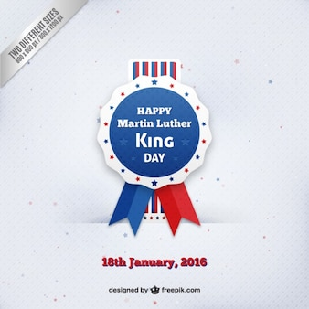 Medalha de martin luther king day