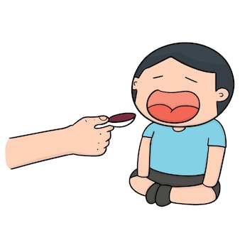 Medicamento líquido de alimentação
