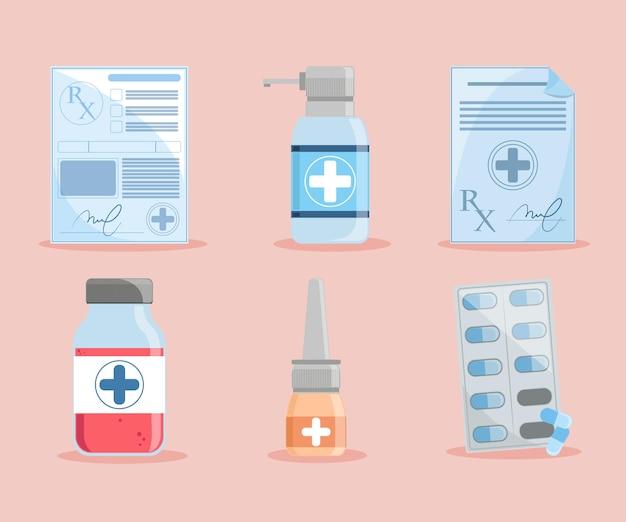 Medicamentos e suplementos