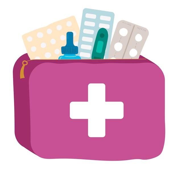 Medicamentos para recuperação e atendimento ao paciente
