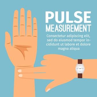 Medição de pulso