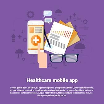 Medicina de saúde de aplicação médica on-line