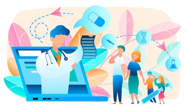 Médico on-line
